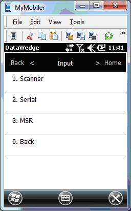 how to set the volume in datawedge software  apotop wi reader pro mymobiler.php #6